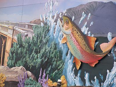 Pingrey Park Mural