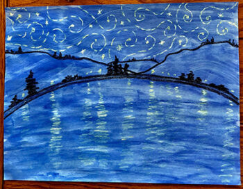 Student version-Starry Night